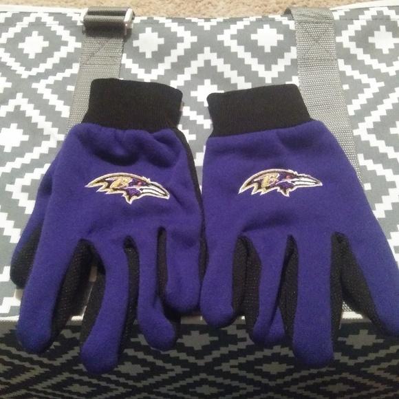 865f92ef Baltimore Ravens Gloves✨